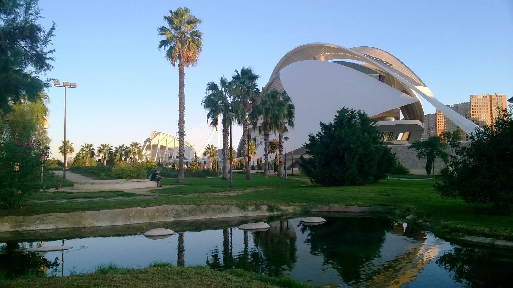 Valencia, Atardecer, Puesta Del Sol, Paisajes, Cielos